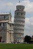Leaning Tower of Pisa, one of the 7 Wonders of the Ancient World.