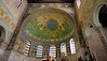 A church we briefly visited in Ravenna, located about 45 miles north of San Marino on the Adriatic Sea.