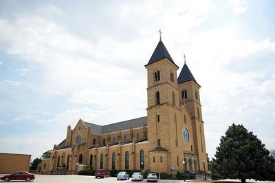 St Fidelis Catholic Church - Side