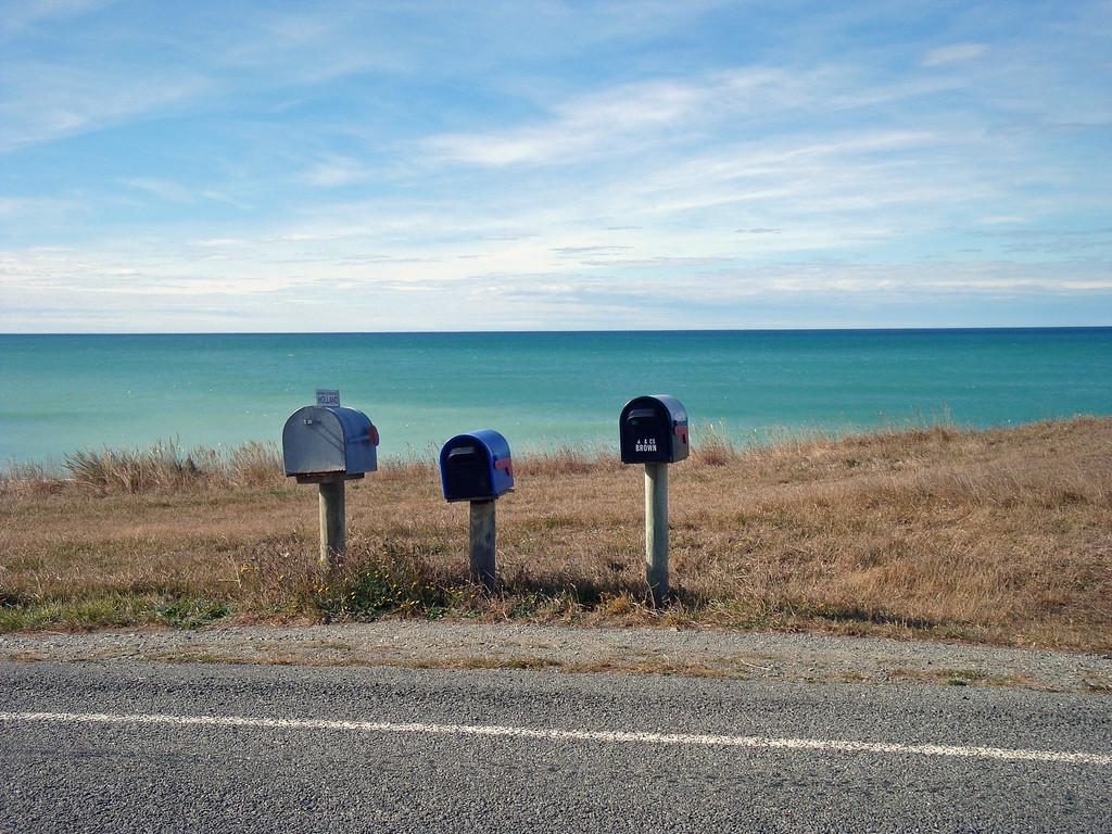 Overseas Mail Drop