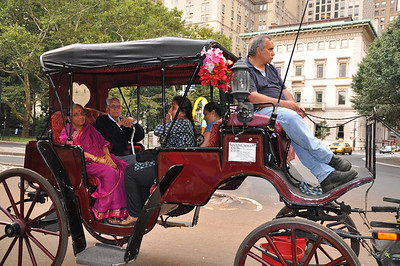 Central Park NY etc.