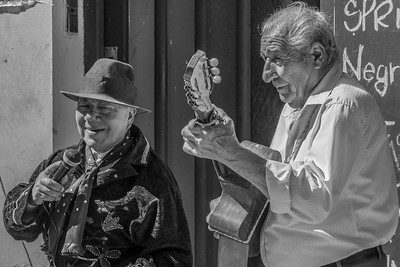 Tango Musicians