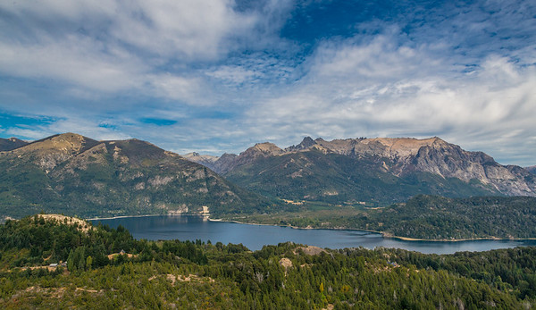 Andes and Lakes of Bariloche