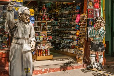 Two Religions of Boca