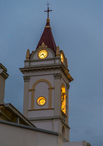 Church Steeple - Punta Arenas
