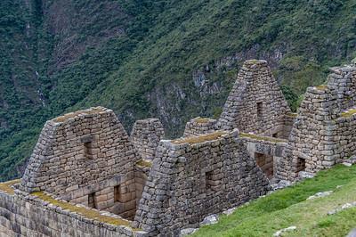 Stone Work - Machu Picchu