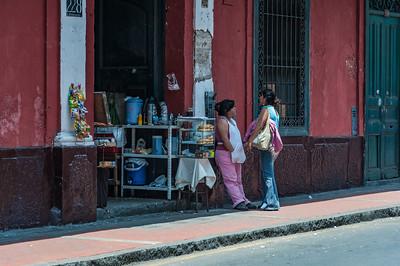 Mini-Mercado - Lima, Peru