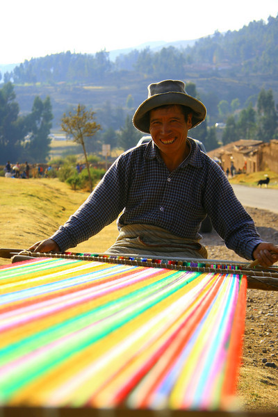 Peruvian Weaving Wonders - Peru