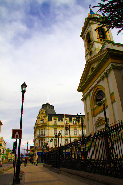 Iglesia of Punta Arenas -  Chile
