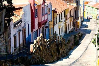 Valparaiso Street, Chile