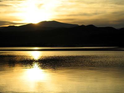 Sunset- Baja, Mexico