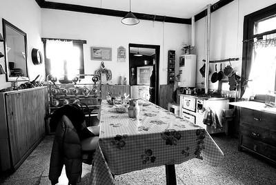 Cocina- Estancia Angostura- Argentina