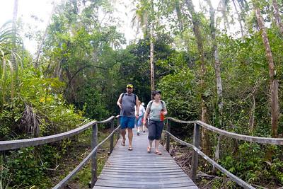 Cahuita National Park.