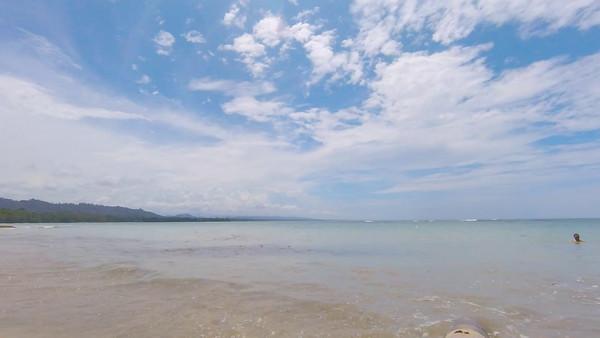 Cahuita Beach Timelapse