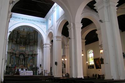 Casco Viejo - Catedral Altar