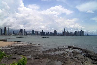 Casco Viejo - Panama City Skyline 3