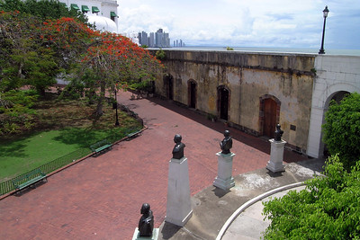 Casco Viejo - Plaza De Francia 1