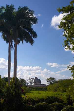 The Observatory or El Caracol