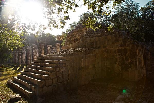 Chichen Itza Yucatan, January 2015