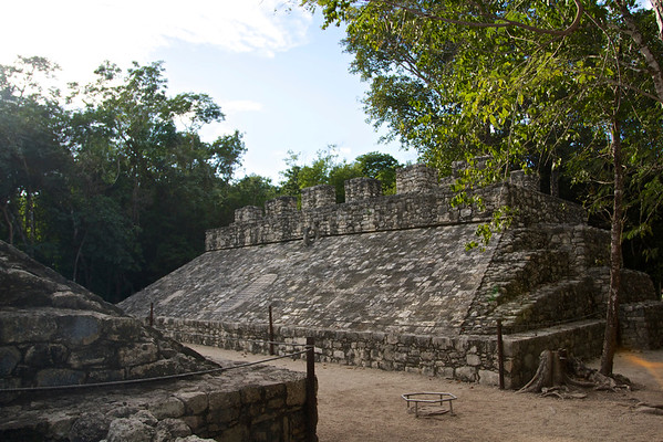 Coba Quintana Roo, Mexico January 2015