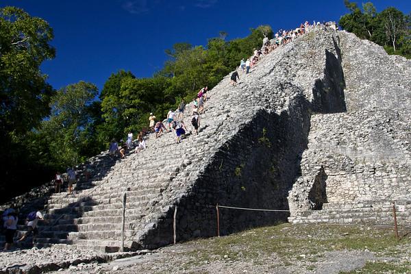 Ixmoja pyramid