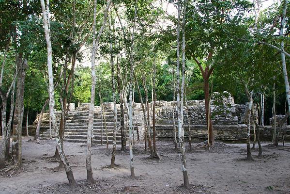 Coba Quintana Roo, Mexico January 2015