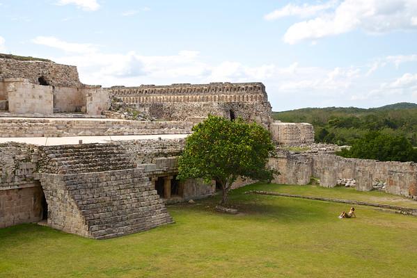 Kabah Yucatan, Mexico January 2015