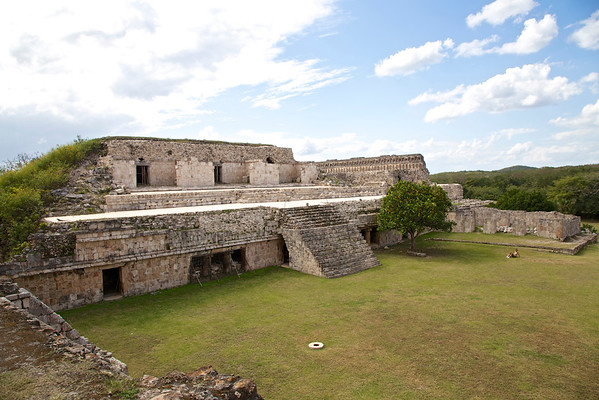 Kabah Yucatan, Mexico January 2015