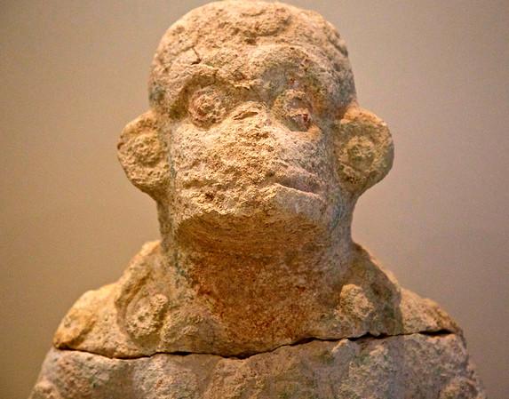 Cancun Mayan Museum January 2015