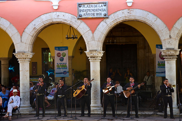 Merida, Mexico January 2015
