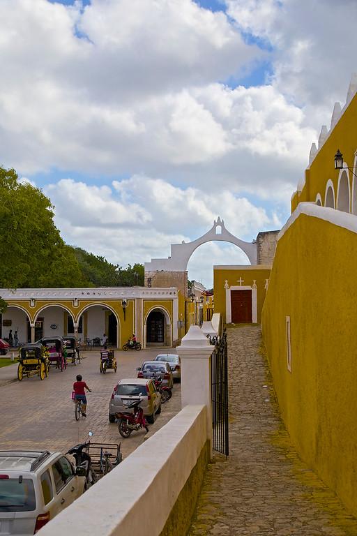 Izamel, Mexico January 2015