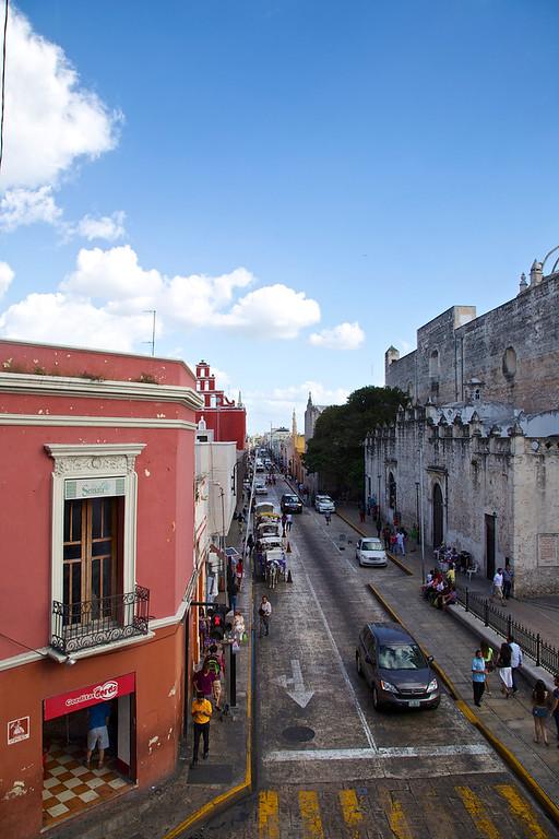 Merida, Mexico January 2015