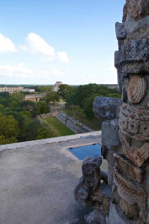 Uxmal Yucatan, Mexico January, 2015