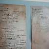 old menus