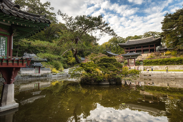 Changdeokgung Autumn 2016