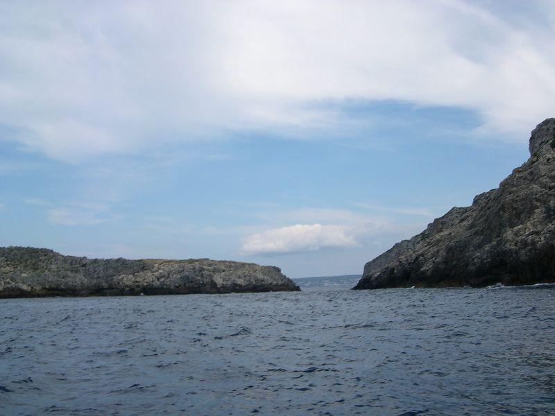 Made it.  Aghii Theodore island.