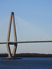 We ended our day back in Mt. Pleasant, where our hotel was (lodging is much cheaper across the Ravenel Bridge).