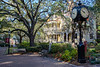 The Wilson-Sottile House is a Victorian mansion that was acquired by the college and now houses its Office of Institutional Advancement.