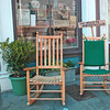 Rocking Chairs waiting in Charleston