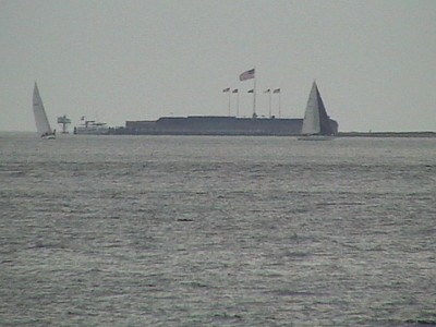 Fort Sumpter, Charleston, SC