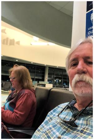 """A Trip To Charleston . 30 October . 6 November 2018"""