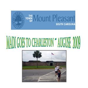 A Trip To Charleston - Madi - August / 2009
