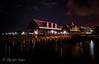 Waterfront Park Pier<br /> light painted along with a 30 second long exposure
