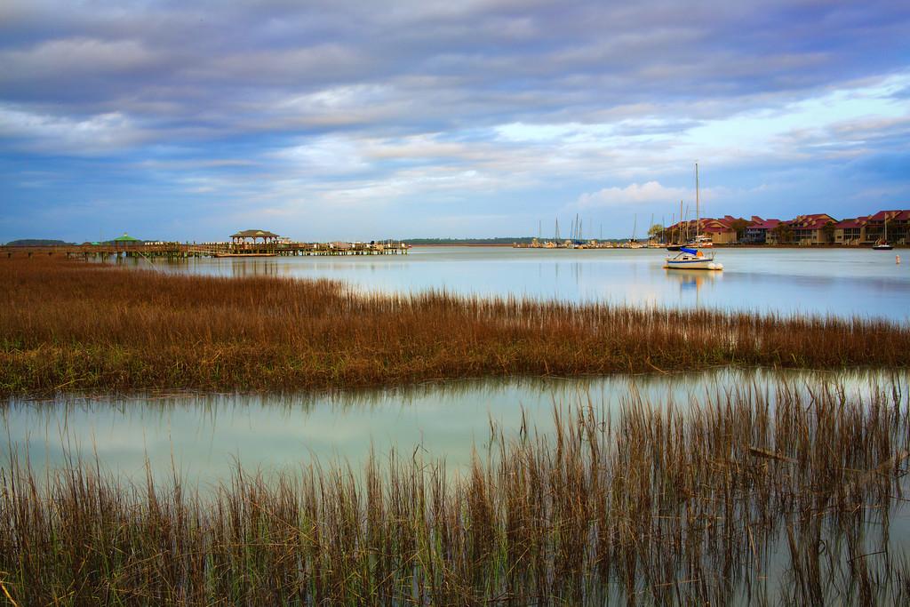 Folly Harbor