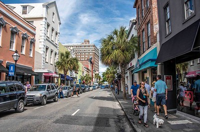Shop and stroll on King Street