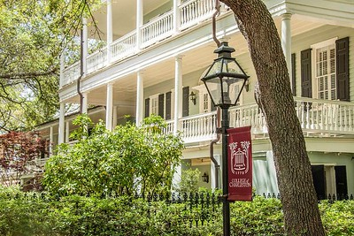 College of Charleston founded in 1770