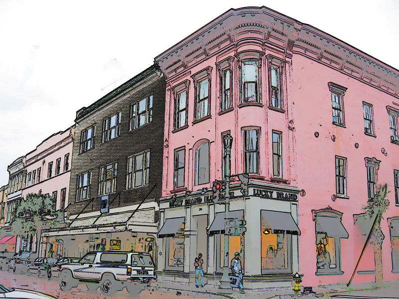 00aFavorite King St shopping area, Charleston [Picture book script]