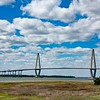 Ravenel Bridge over the Cooper River