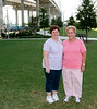 Mount Pleasant Memorial Waterfront Park - Sandy and her sister