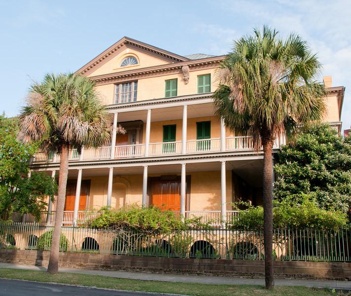 Historic Homes - Aiken-Rhett House